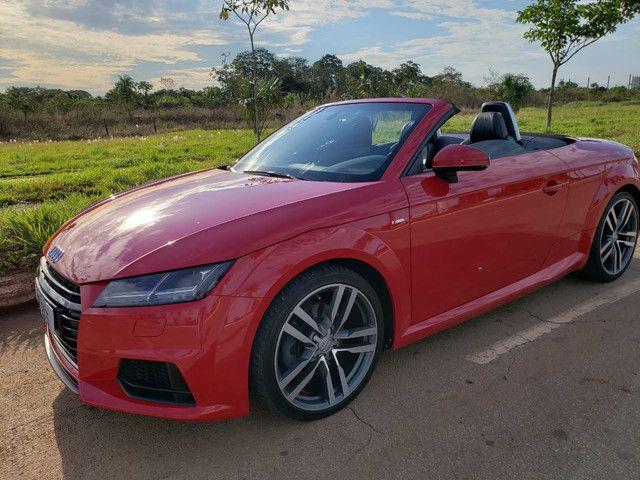 Audi tt roadster s line 2016