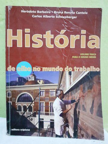 Livro de História para ENEM e outros vestibulares