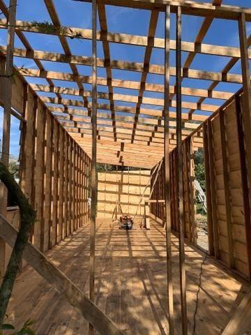 Velleda oferece terrenão com casa pré fabricada e piscina, pomar da lagoa - Foto 2