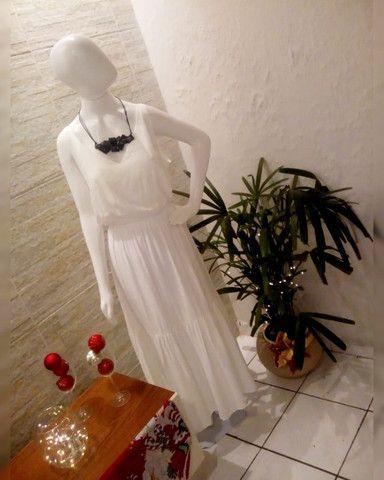 Vestido branco - Foto 3