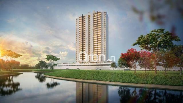 Apartamento com 3 dormitórios à venda, 94 m² por R$ 451.000,00 - Jardim Atlântico - Goiâni