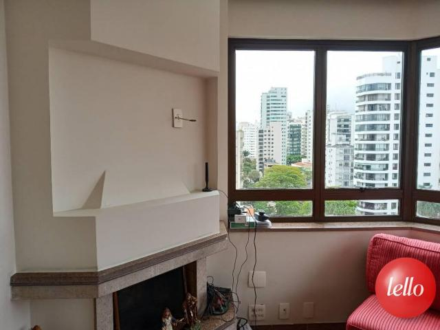 Apartamento para alugar com 4 dormitórios em Moema, São paulo cod:207613 - Foto 11
