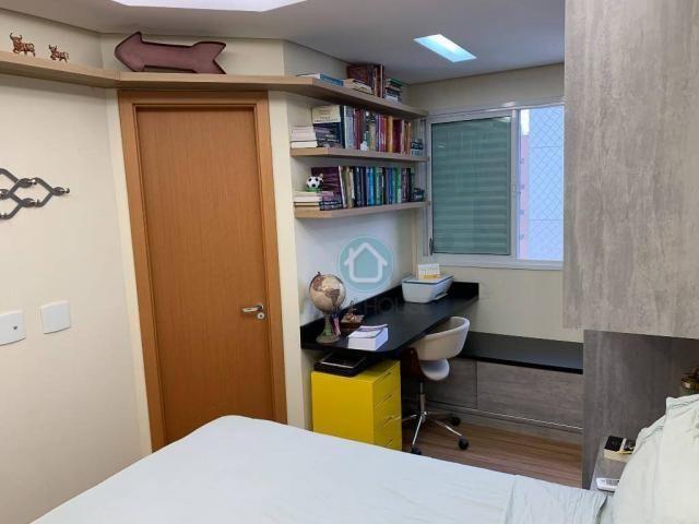 Apartamento com 3 dormitórios à venda, 73 m² por R$ 545.000,00 - Monte Castelo - Campo Gra - Foto 9