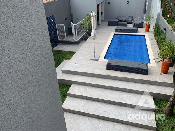 Casa sobrado com 3 quartos - Bairro Estrela em Ponta Grossa - Foto 18