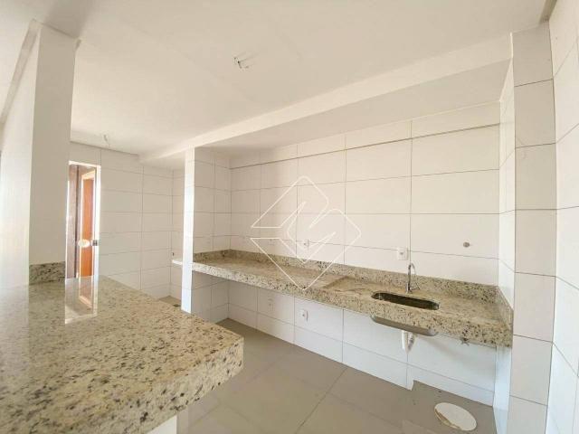 Apartamento com 3 dormitórios à venda, 98 m² por R$ 420.000 - Residencial Orquídeas - Resi - Foto 2