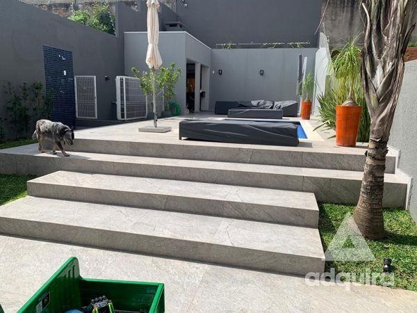 Casa sobrado com 3 quartos - Bairro Estrela em Ponta Grossa - Foto 12