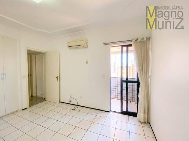 Apartamento com 3 dormitórios à venda, 152 m² por R$ 325.000,00 - Papicu - Fortaleza/CE - Foto 16