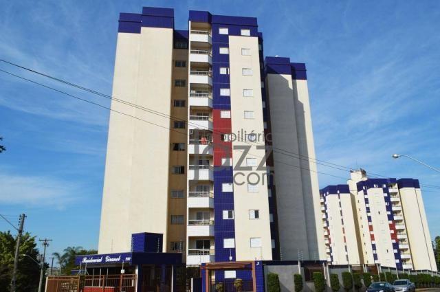 Apartamento com 3 dormitórios à venda, 77 m² por R$ 320.000 - Parque Fabrício - Nova Odess - Foto 2
