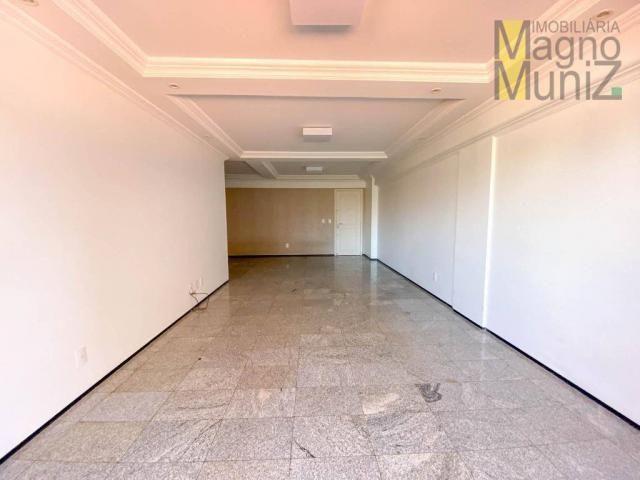 Apartamento com 3 dormitórios à venda, 152 m² por R$ 325.000,00 - Papicu - Fortaleza/CE - Foto 5