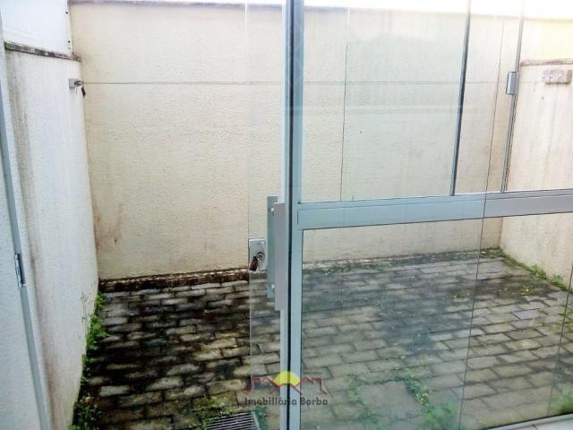 Sobrado Geminado Semi Mobiliado no Boehmerwald - Foto 12