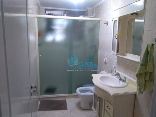 Apartamento à venda, 140 m² por R$ 510.000,00 - Ponta da Praia - Santos/SP - Foto 8
