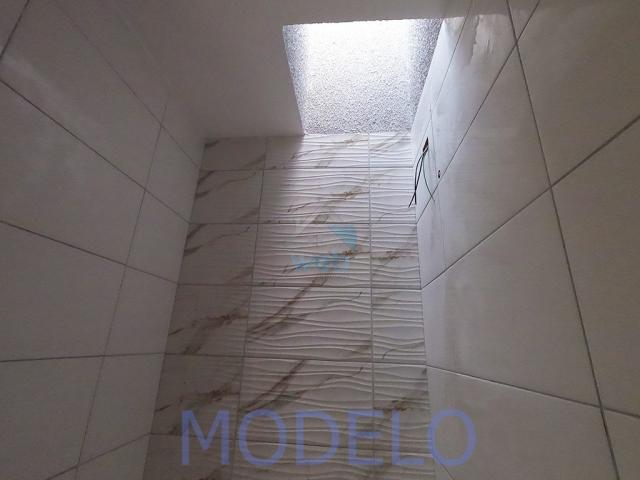 Sobrado à venda com 2 quartos, 72,99 m², terraço, próximo ao Santuário da Divina Misericór - Foto 20