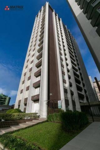 Apartamento com 4 dormitórios para alugar, 159 m² por R$ 2.950,00/mês - Água Verde - Curit