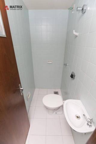 Apartamento com 4 dormitórios para alugar, 159 m² por R$ 2.950,00/mês - Água Verde - Curit - Foto 12