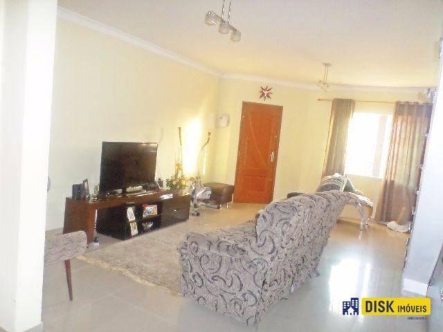 Sobrado com 3 dormitórios à venda, 200 m² por R$ 730.000,00 - Vila Euclides - São Bernardo - Foto 2