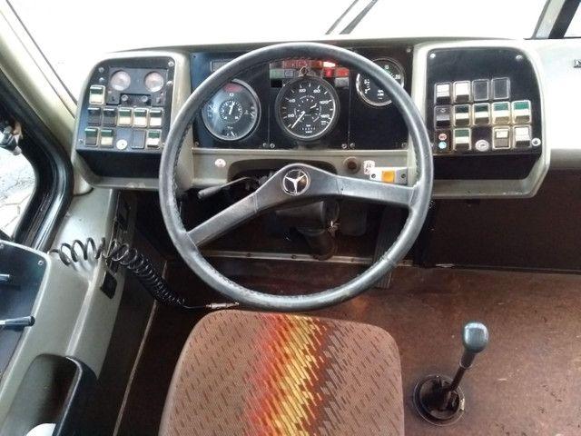 "Ônibus Viaggio Alto Trucado Mb 371 ""RARIDADE"" - Foto 5"
