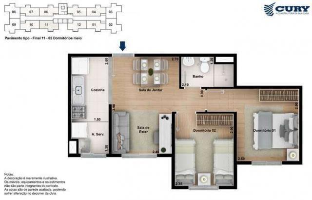 Único Penha - 39m² a 41m² - Penha, SP - ID18 - Foto 16