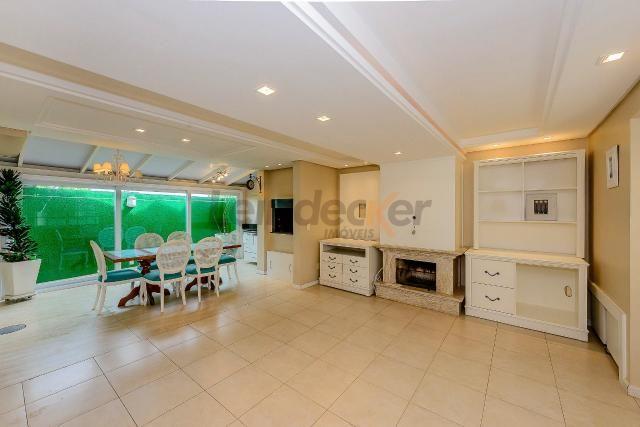 Casa de condomínio à venda com 3 dormitórios em Chácara das pedras, Porto alegre cod:6013
