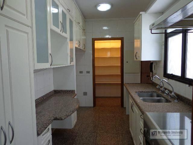 Apartamento com 4 dormitórios para alugar, 176 m² por R$ 3.100,00/mês - Vila Suzana - São  - Foto 6