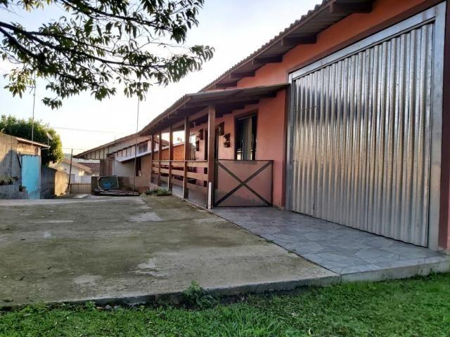 Duas Casas + Edícula Comercial - Bela Vista - Rio Negrinho - Foto 4