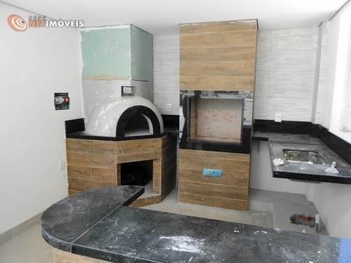 Apartamento à venda com 3 dormitórios em Conjunto califórnia, Belo horizonte cod:577949 - Foto 18