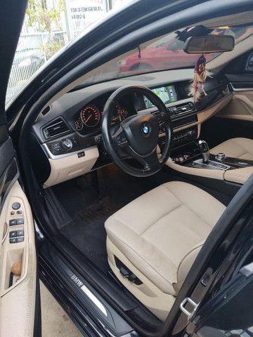 BMW série 5 BLINDADA - Foto 4
