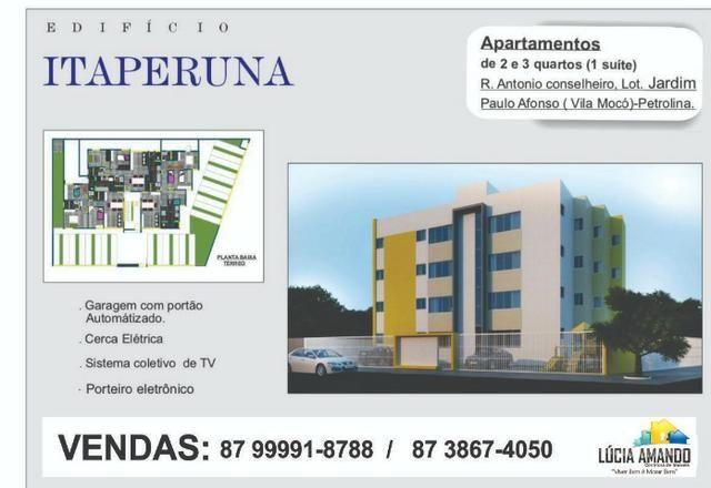 Lançamento Apartamento Residencial Taperuma