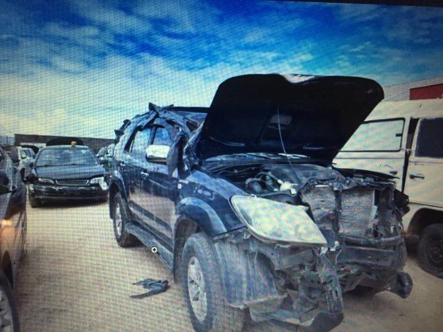 Sucata Toyota Hilux SW4 3.0 16v 2009 para retirada de peças