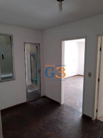 Apartamento com 1 dormitório para alugar, 40 m² por r$ 750/mês - centro - pelotas/rs - Foto 5