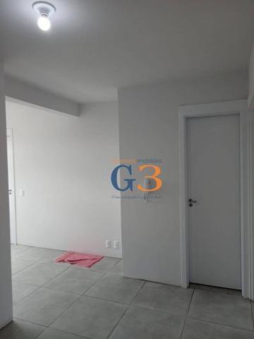 Apartamento 1 dormitório à venda, 45 m² por R$ 125.000 - Fragata - Pelotas/RS - Foto 8