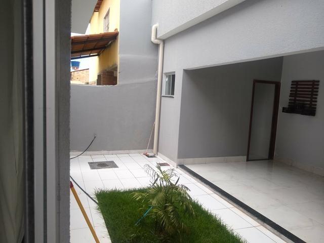 Casa em caldas 4 dormitórios,toda na laje, área de churrasco,bem localizada - Foto 19