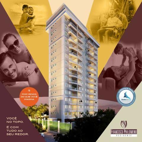 Apartamentos novos com 2 e 3 quartos no Bairro Jacarecanga.