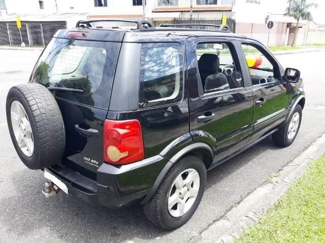 Ecosport xlt 2.0, gasolina, câmbio automático, completo, air bag, abs - Foto 4