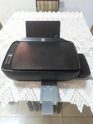 Impressora Multifuncional HP Ink Tank Wireless 416 com wifi 110V/220V preta - Foto 2