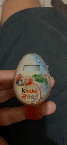 Relógio kinder max anos 2000