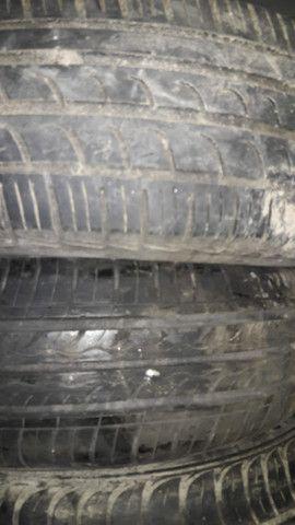 4 pneus 195/65R15