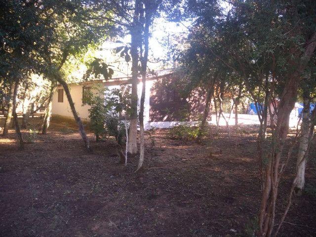 Velleda oferece sítio 3200 m², completo, casa, galpão, piscina, ac troca