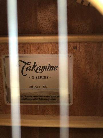 Violão Takamine GD15CE - Foto 4
