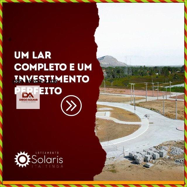 Loteamento Solaris em Itaitinga $%¨&*( - Foto 6