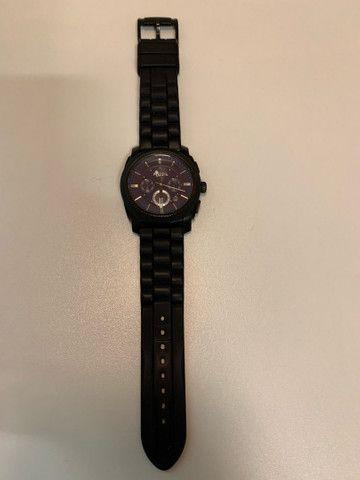 Relógio Fossil Azul - Foto 4