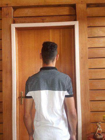 Camisa Polo P - Foto 2
