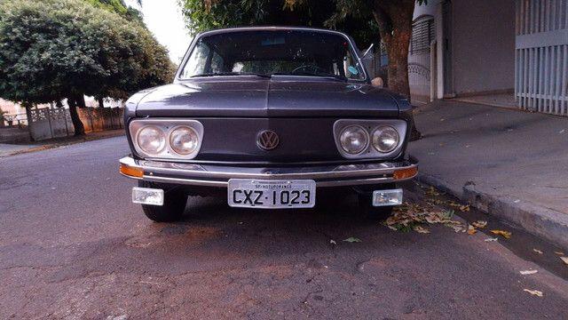 Vw Brasília 1975 com **Ar Condicionado** - Foto 3