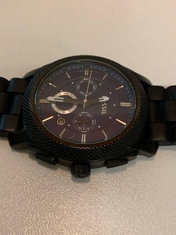 Relógio Fossil Azul