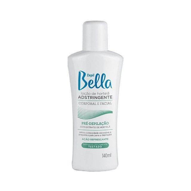 Loção Adstringente Hortelã 140 ml - Depil Bella