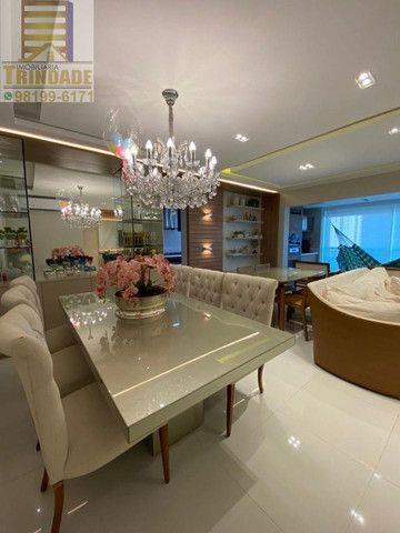 Lindo Apartamento no Jardim de Veneto - 131m - nascente - Alto do Calhau