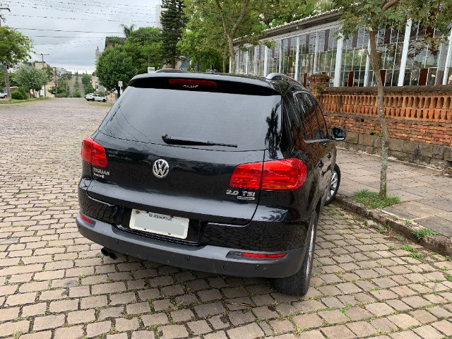 Volkswagen Tiguan TSI 2012 - Foto 6