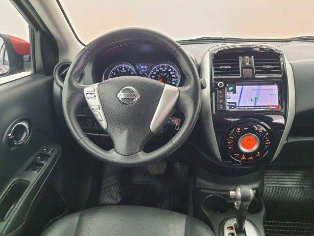 versa sl 1.6 CVT automatico 2018/2019  km 33695  R$ 69.890,00 - Foto 7