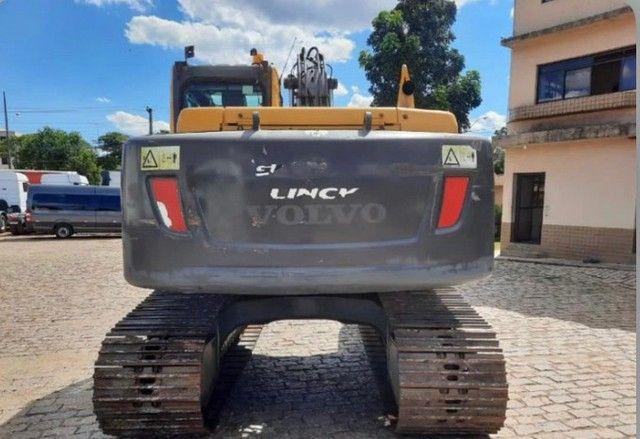 Escavadeira Hidráulica Volvo Ec 140 B 2016 - Foto 4