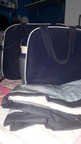 Bolsas de criança usada pouca vezes  - Foto 2