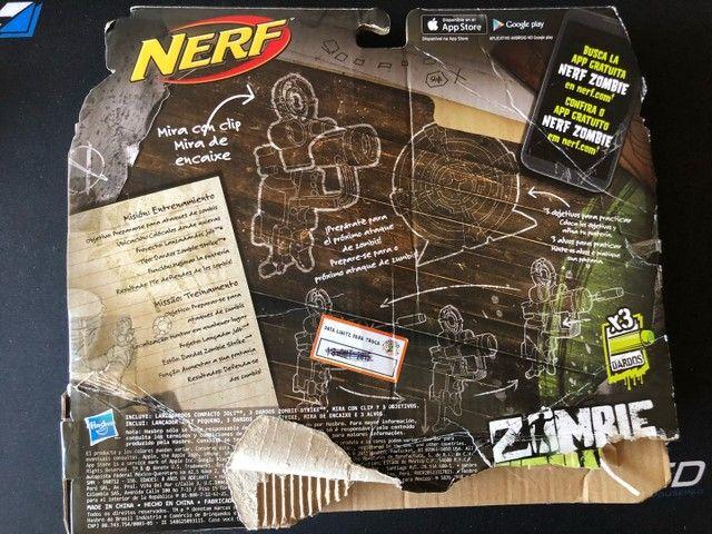 Nerf Zombie com alvos  - Foto 2